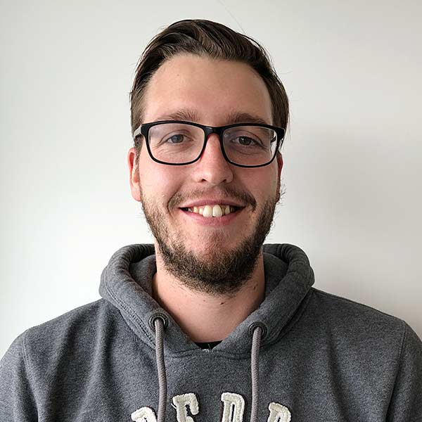 Joey Saxon is a Fullstack Developer at Netwealth